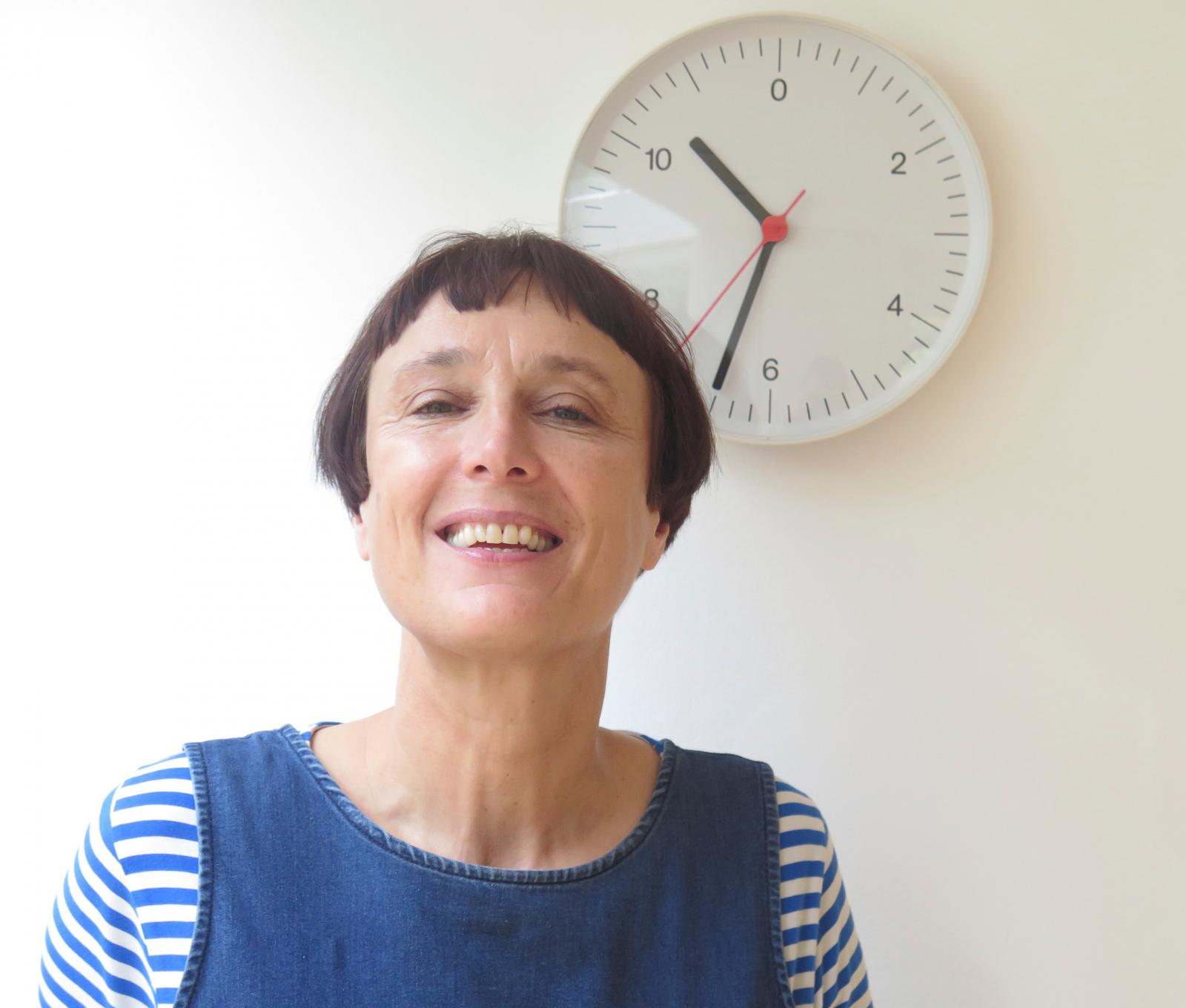 Cornelia Parker (photo credit: Lily McMillan)
