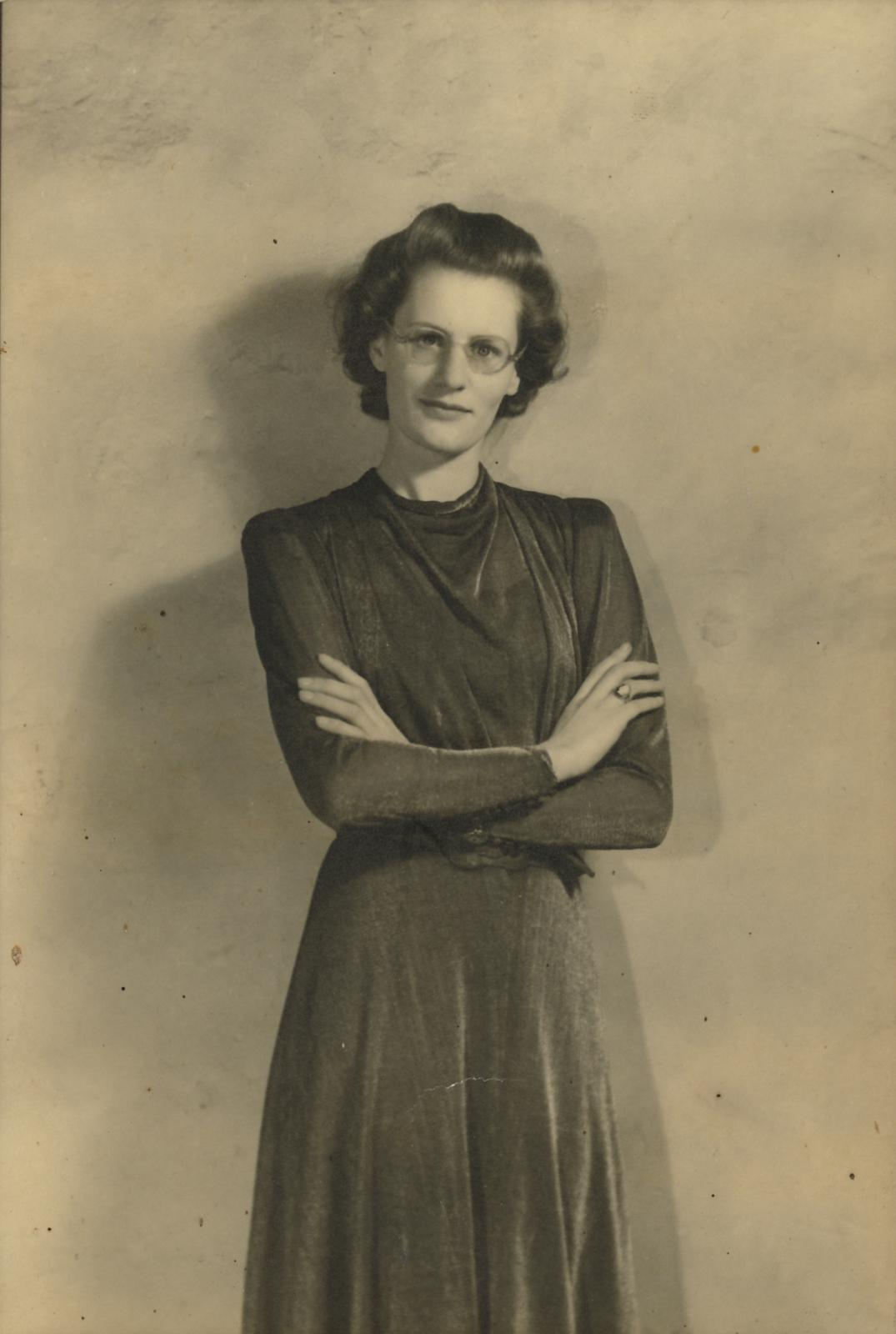 Diana Athill in 1929 LMH alumna