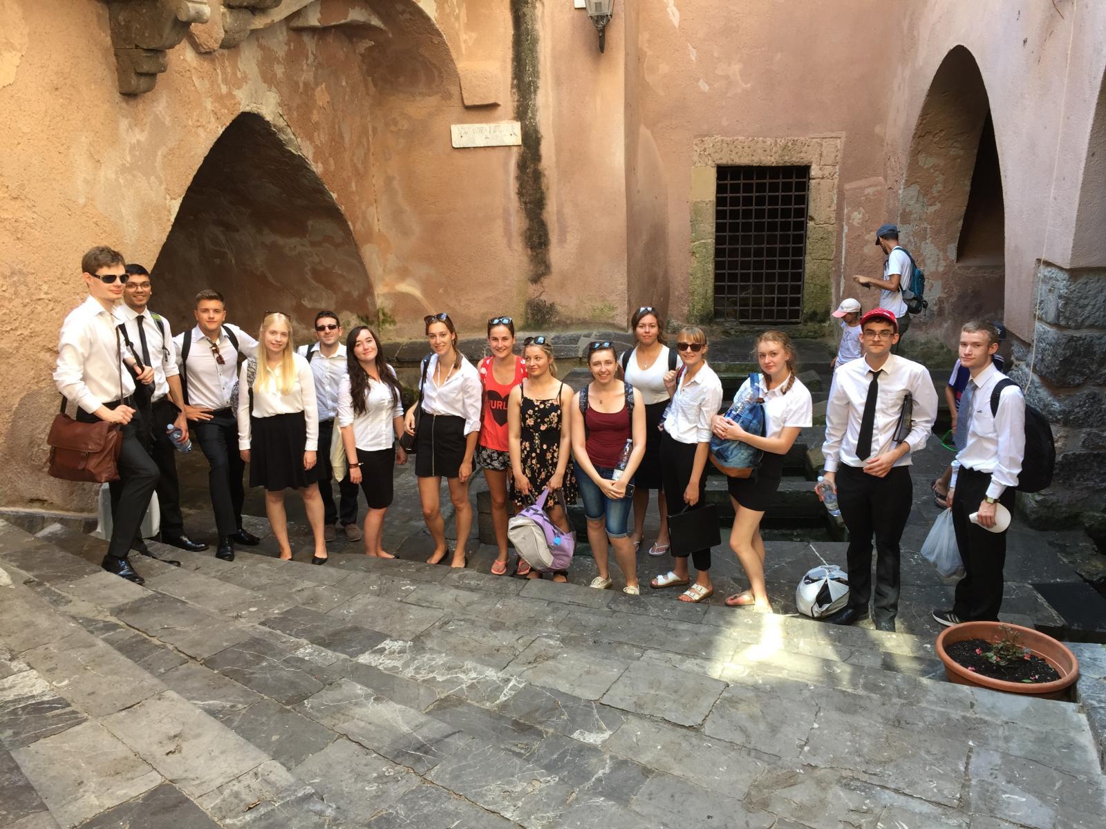 choir day speeches | just b.CAUSE