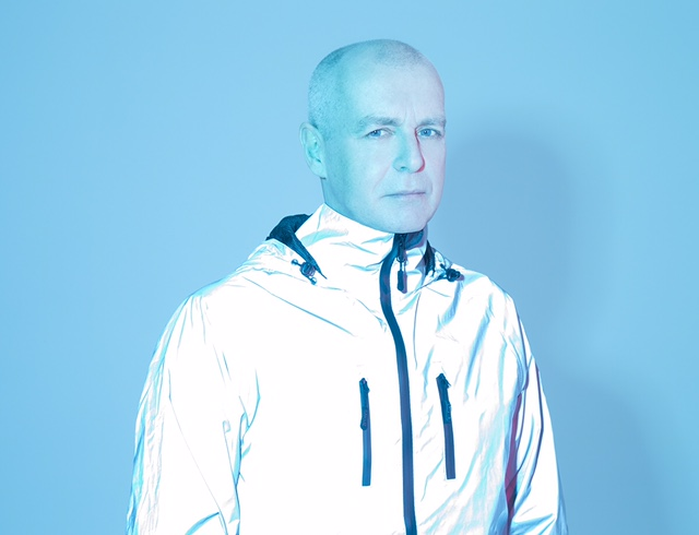 Neil Tennant, LMH Visiting Fellow