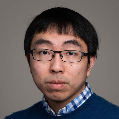 Picture of Tutorial Fellow Xiaowen Dong