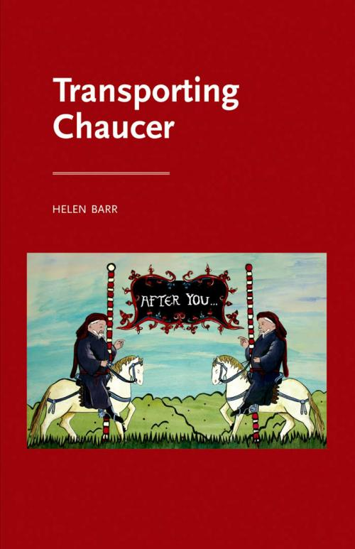Cover of Helen Barr's book Transporting Chaucer