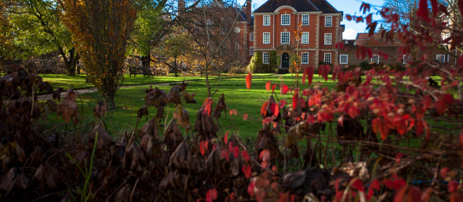 Grounds | Lady Margaret Hall