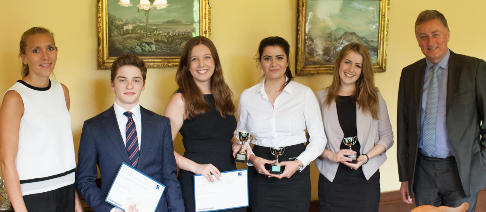 Inaugural Alternative Dispute Resolution Competition, LMH Law Society