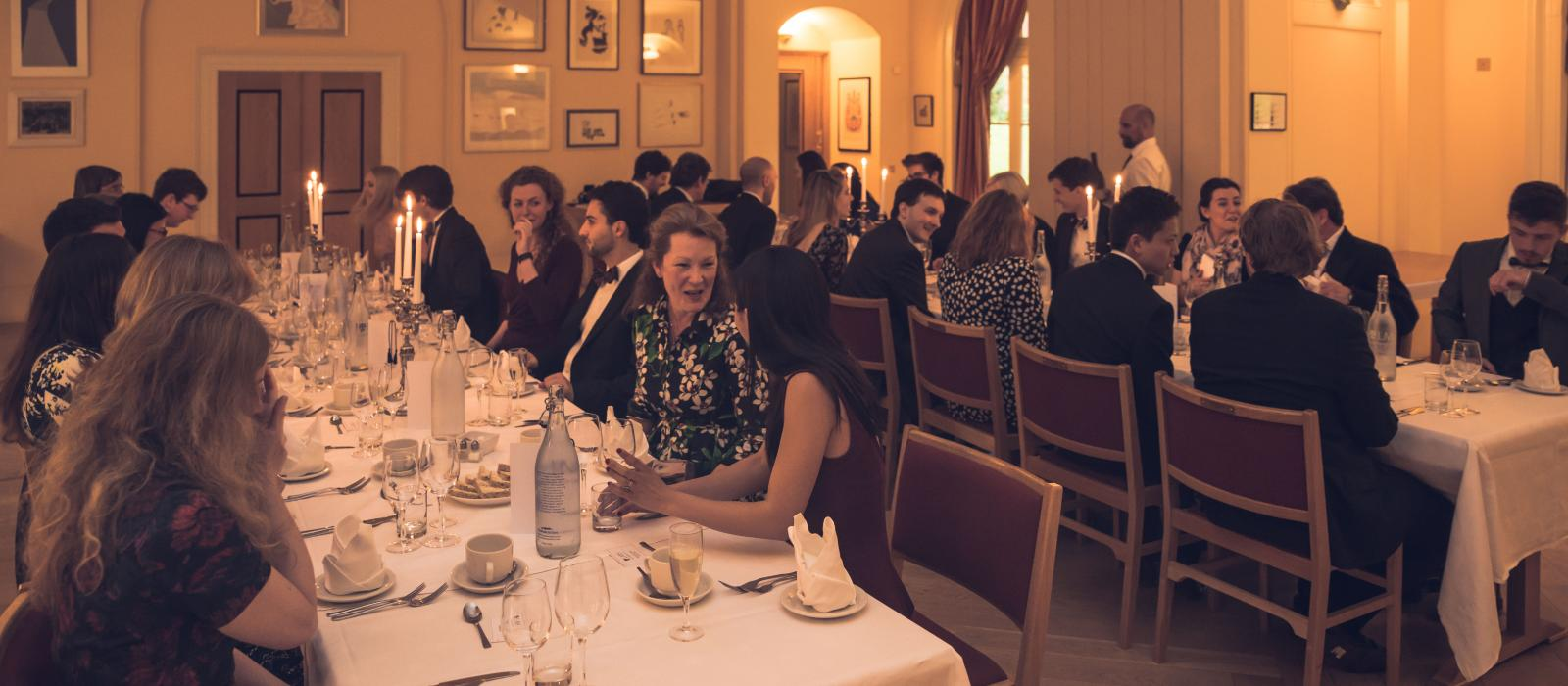 Visiting Students Annual Dinner June 2016