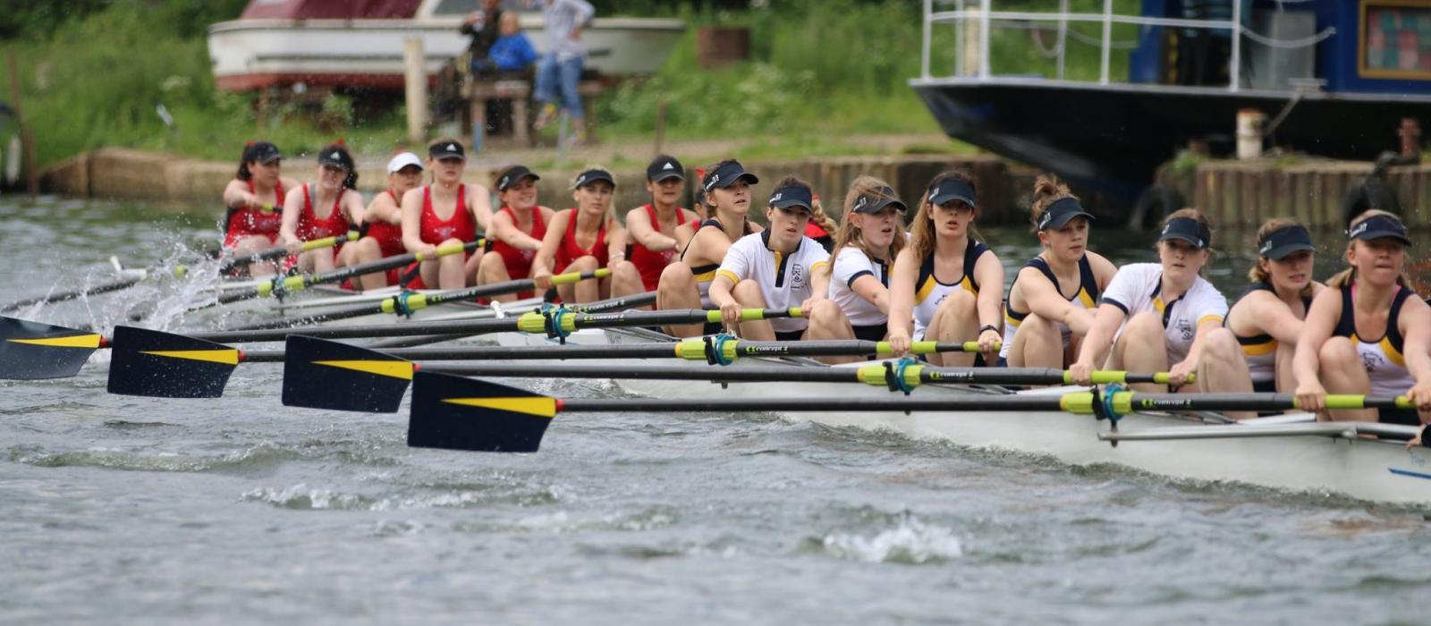 W1 rowing