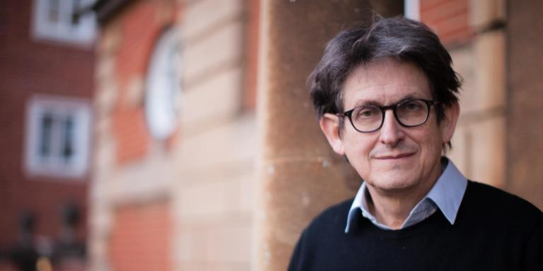 The Principal, Alan Rusbridger