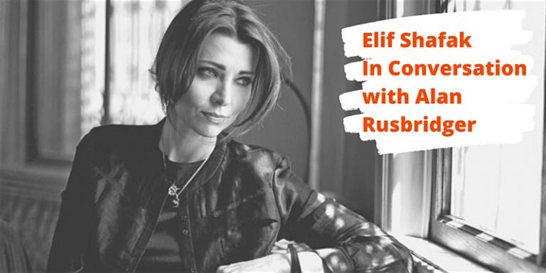 Elif Shafak In Conversation