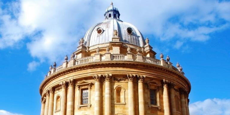 Radcliffe camera official summer programmes photo