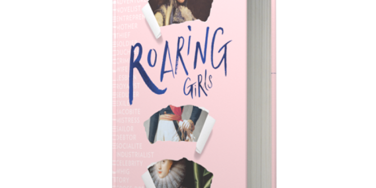 Roaring Girls book cover