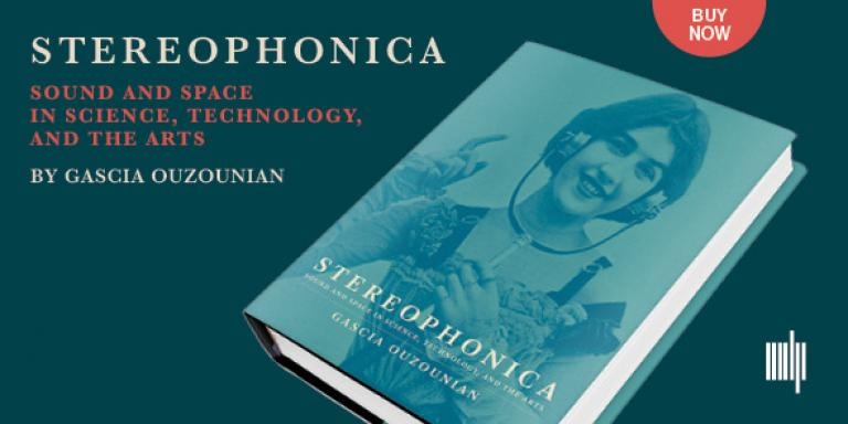 Stereophonica Book Poster